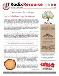 June 2018 IT Radix Resource Newsletter