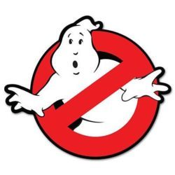 Who Ya Gonna Call?  Ghostbusters!