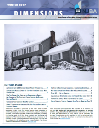 IT Radix Published in NJBA Dimensions Newsletter (Winter 2017)