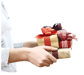 It Truly is Better to Give Than to Receive…