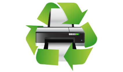 Recycling Printers Securely