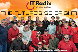 Our Employees Have Spoken – IT Radix is a Great Place to Work!