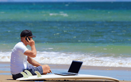 Keep Mobile Devices Safe While Traveling