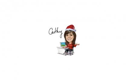 Cathy's Corner – December 2019
