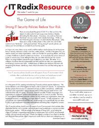 March 2018 IT Radix Resource Newsletter