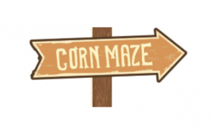 Corn Mazes:  Finding Your Way Out!