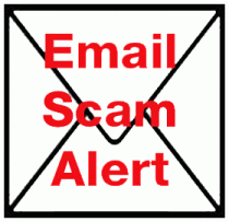 Beware of Latest  Email Scam