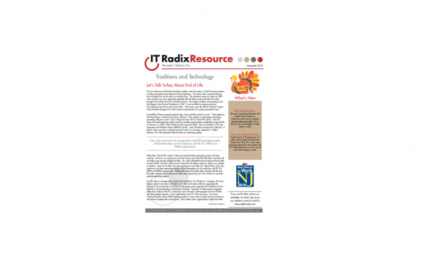 November 2019 IT Radix Resource Newsletter