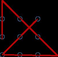 June 2016 9-Dot Puzzle Challenge