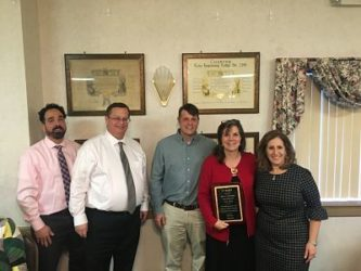 Green Vision's Small Business Partner of the Year Award