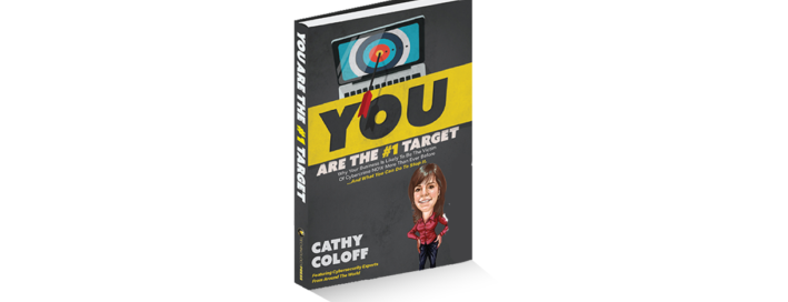 IT Specialist, Cathy Coloff Hits Amazon Best-Seller Lists with YOU Are The #1 Target