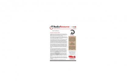 August 2019 IT Radix Resource Newsletter