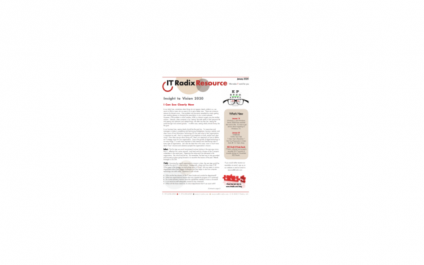 February 2020 IT Radix Resource Newsletter