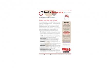 May 2020 IT Radix Resource Newsletter