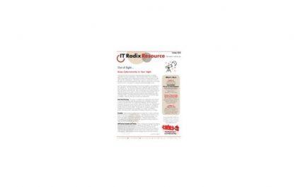 October 2020 IT Radix Resource Newsletter