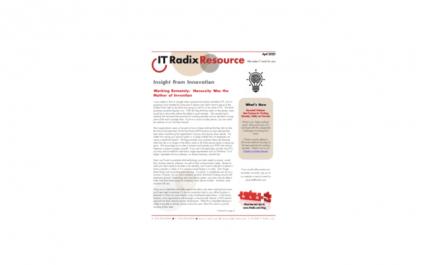 April 2020 IT Radix Resource Newsletter
