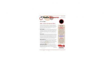 December 2020 IT Radix Resource Newsletter