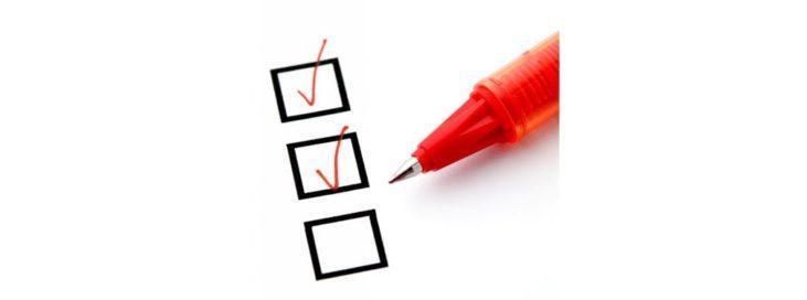 Making a List…