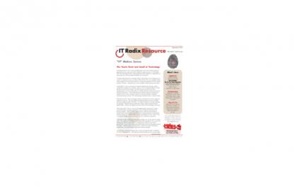 September 2020 IT Radix Resource Newsletter