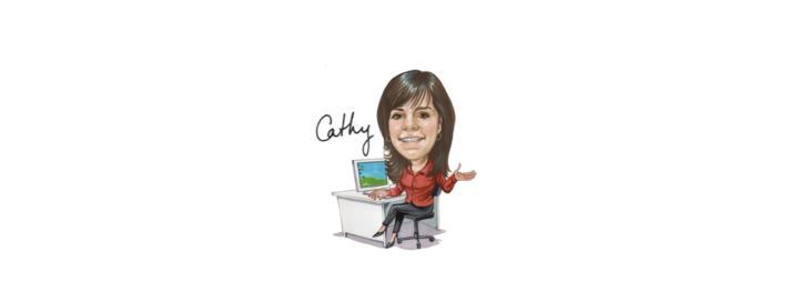 Cathy's Corner – April 2021