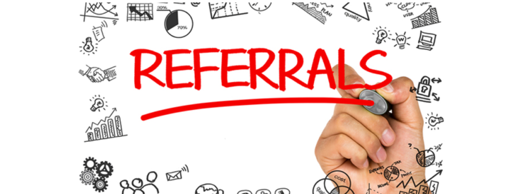 Referrals for IT Services–The Ultimate Client Compliment