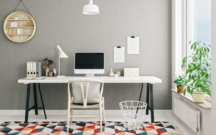 The Sense Appeal of a Home Office