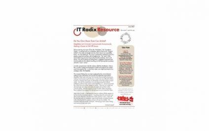June 2021 IT Radix Resource Newsletter