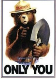 Only YOU Can Prevent Online Threats