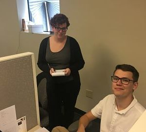 Farewell to Our Summer Interns