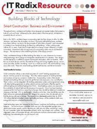 November 2015 IT Radix Resource Newsletter