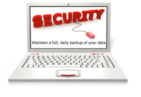 IT Security Tip #26: Review your backups especially the data selections and retention history