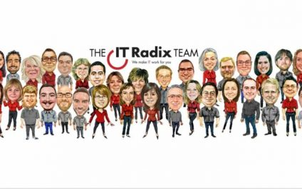 IT Radix's Staff Stands Out!