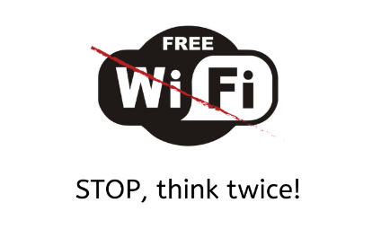 If you use public Wi-Fi, understand the security risks and remember these tips to stay safe