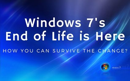 What to do if you use Windows 7 after January 14, 2020