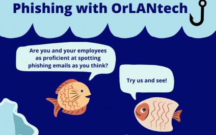 Phishing with OrLANtech