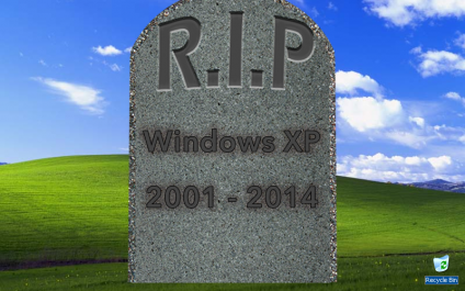5 Strategies to Prepare for the Death of Windows XP