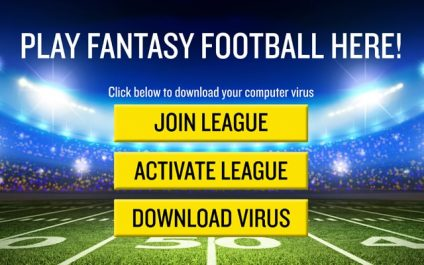 Believe it or Not, Fantasy Football Can Pose a Serious Online Security Threat