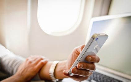 Decoding New FAA Rules Regarding Electronic Device Use On Airlines