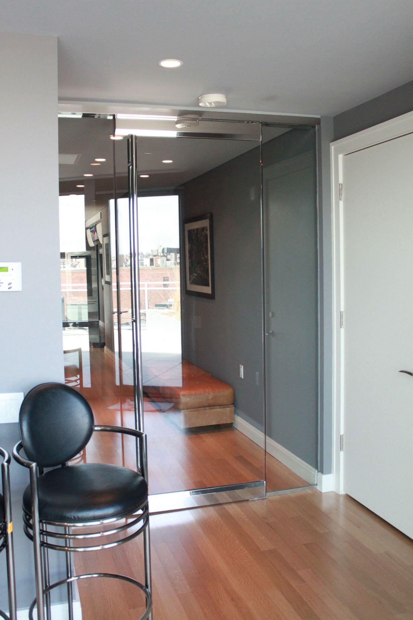 Frameless Entry Doors - Site Const 4-min