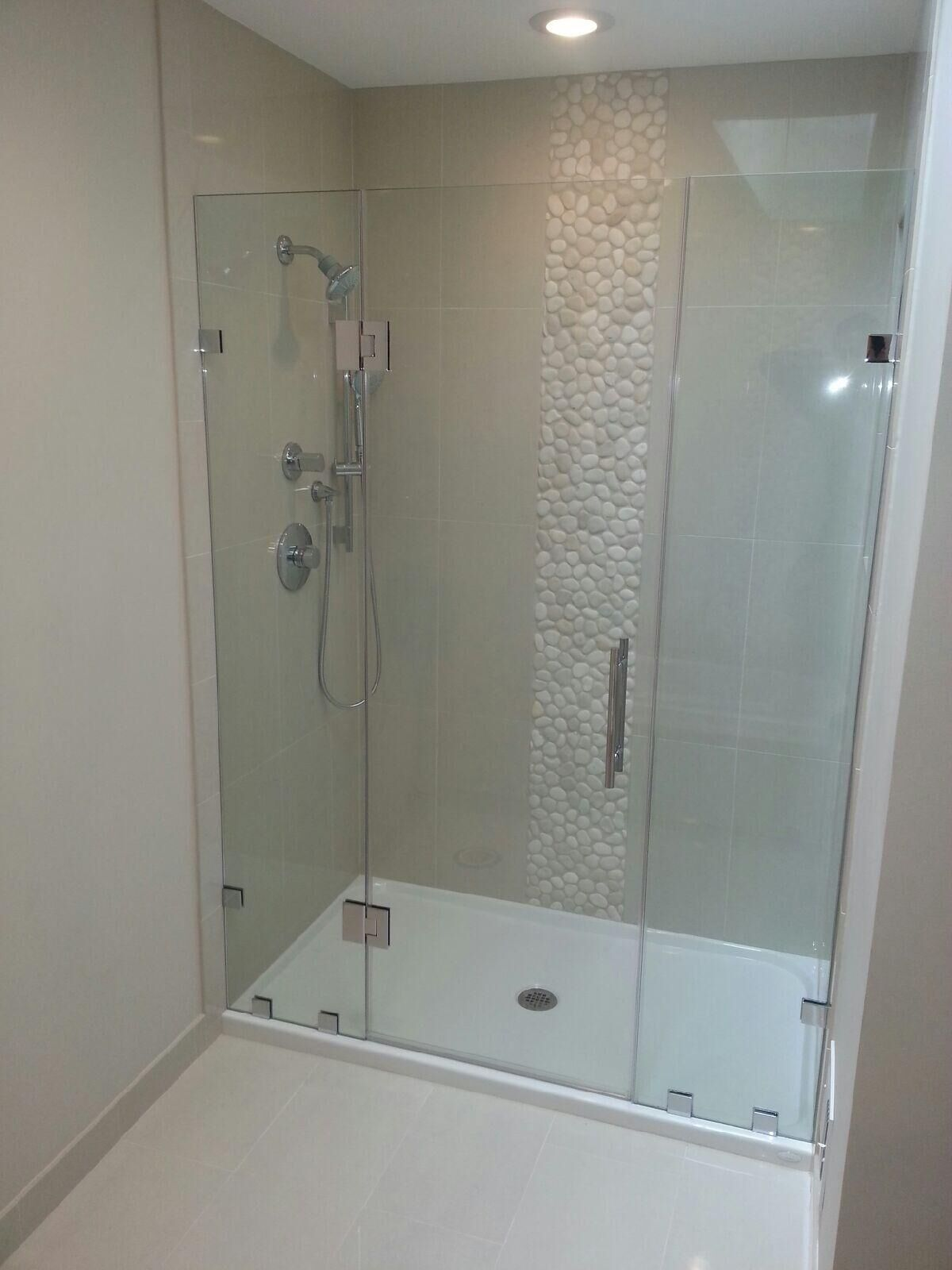 Frameless Shower Enclosures - Rockville, Gaithersburg, Potomac | Bel