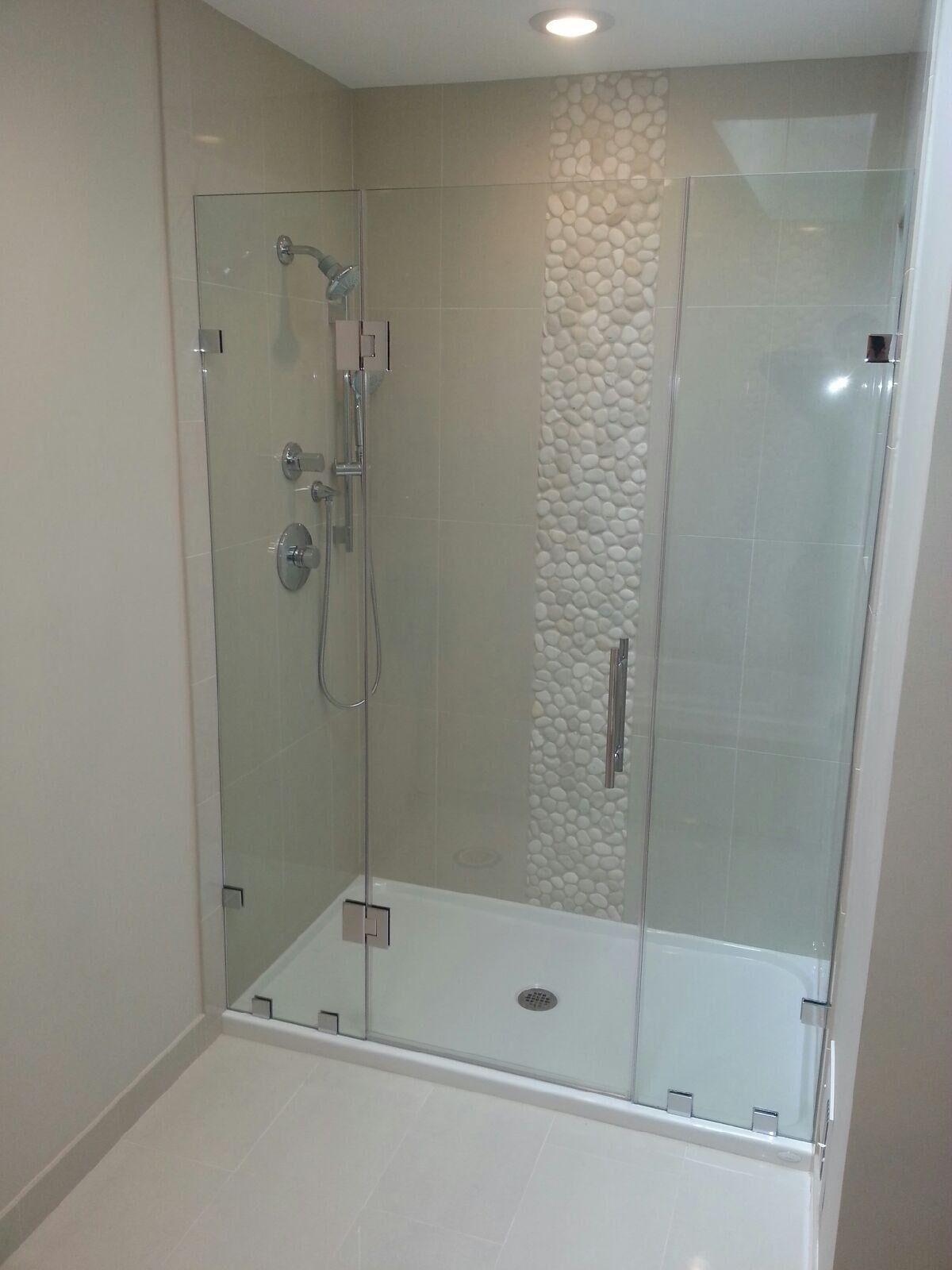 Frameless Shower Enclosures - Rockville, Gaithersburg