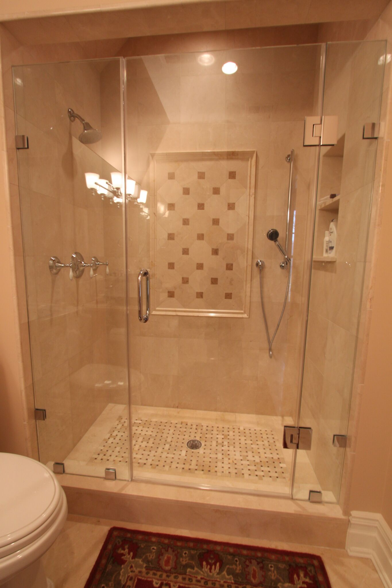 Frameless Shower - Galileo-min