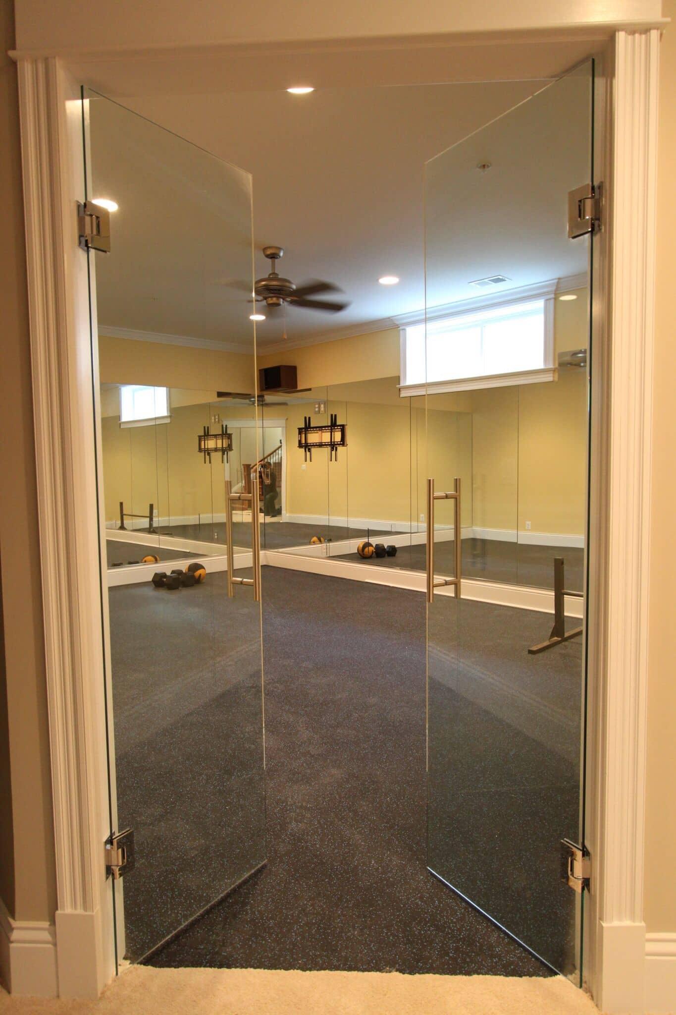 Frameless Entry Doors Rockville Gaithersburg Potomac Bel Pre