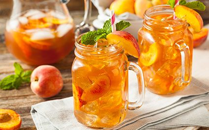Hold the sugar, y'all! It's National Iced Tea Month!