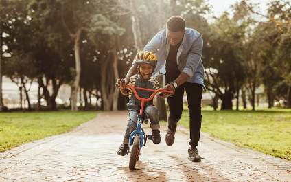 Did you know, August is Family Fun Month?  Here is how you can celebrate: