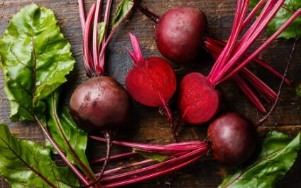 Try some beets this week!