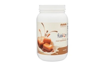 New Product Alert- Fusion Caramel Protein Powder