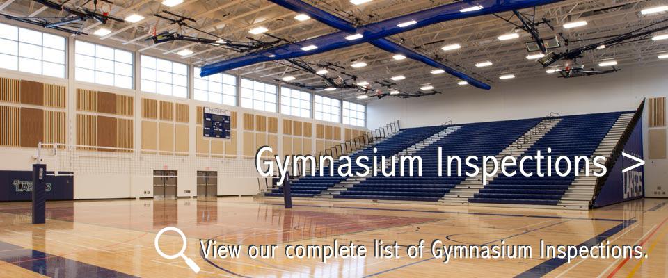 Gymnasium Inspections