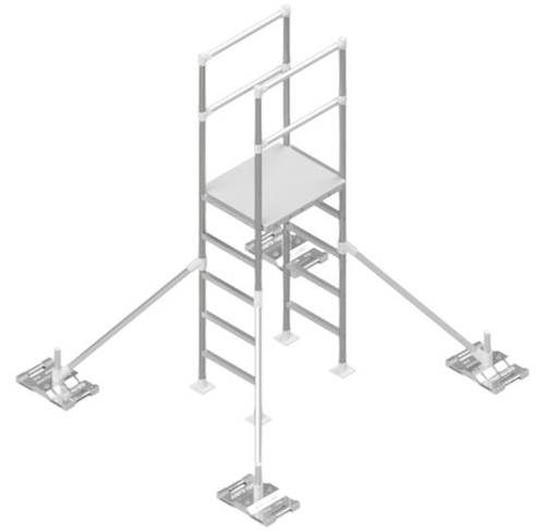 RoofStep Fall Protection