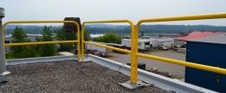 Rooftop Guardrail System